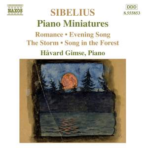 Sibelius - Piano Miniatures Product Image
