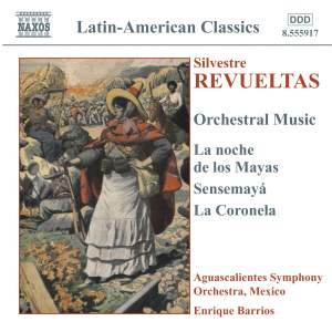 Revueltas: Orchestral Music Product Image