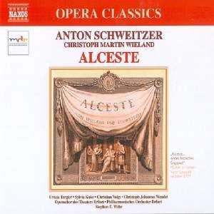 Schweitzer, A: Alceste Product Image