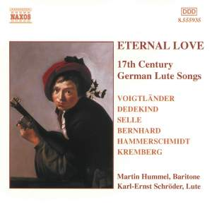 German Lute Songs Product Image