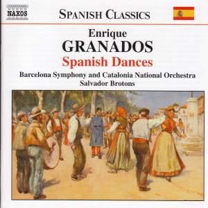 Granados: Danzas españolas, Op. 37 Nos. 1-12