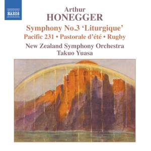 Honegger: Symphony No. 3 & Symphonic Movements