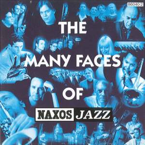 The Many Faces of Naxos Jazz Product Image