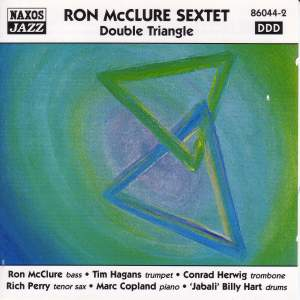 Ron Mcclure Sextet: Double Triangle Product Image