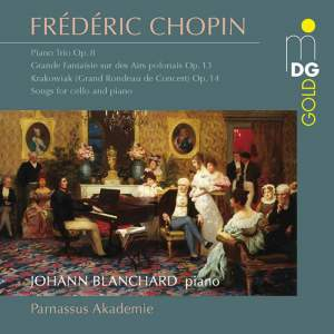 Chopin: Piano Trio Op. 8 Product Image