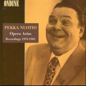 Pekka Nuotio - Opera Arias