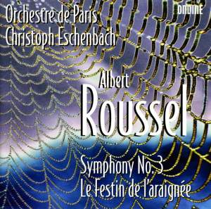 Roussel - Symphony No. 3 Product Image