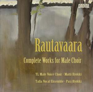 Rautavaara - Complete Works for Male Choir Product Image