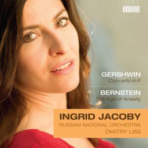 Ingrid Jacoby plays Gershwin & Bernstein Product Image