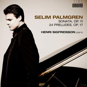 Palmgren: Sonata in D minor, May Night & 24 Preludes Product Image