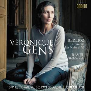 Véronique Gens sings Berlioz & Ravel Product Image