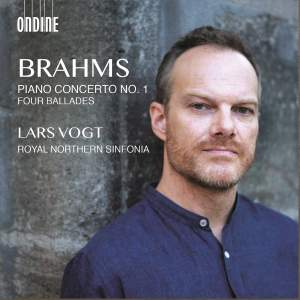 Brahms: Piano Concerto No. 1 & Four Ballades Product Image