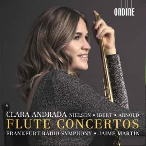 Nielsen, Ibert & Arnold: Flute Concertos Product Image