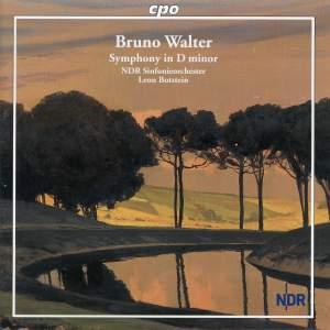 Walter, B: Symphony in D minor