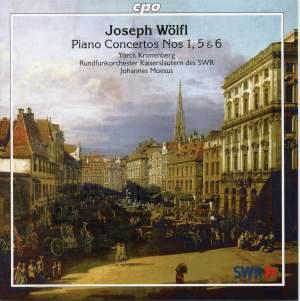 Joseph Wölfl - Piano Concertos