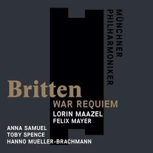 Britten: War Requiem, Op. 66 Product Image