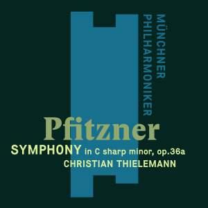 Pfitzner: Symphony Op. 36a Product Image