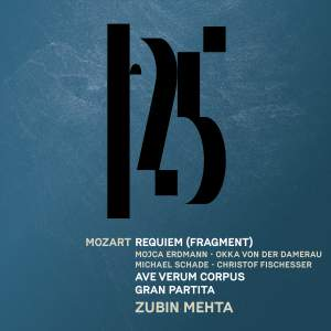 Mozart: Serenade No. 10, 'Gran partita', Requiem (Fragment), Ave verum corpus [Live]
