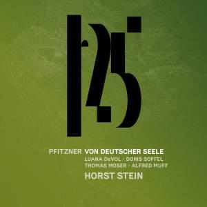 Pfitzner: Von deutscher Seele, Op. 28 (Live)