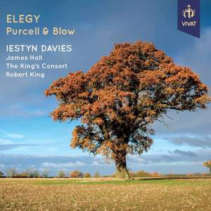 Elegy – Countertenor duets by Purcell & Blow Product Image