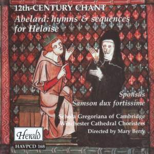 Abelard: Hymns and Sequences for Heloise
