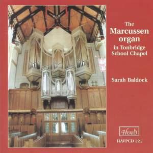 The Marcussen Organ