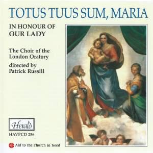 Totus Tuus sum, Maria