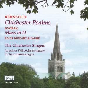 Bernstein: Chichester Psalms & other choral music