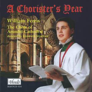 A Choristers Year