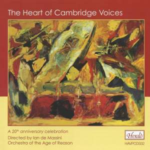 The Heart of Cambridge Voices Product Image