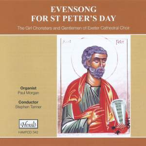 Evensong for St Peter's Day
