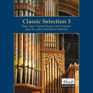 Classic Organ Music From Rochester Cathedral