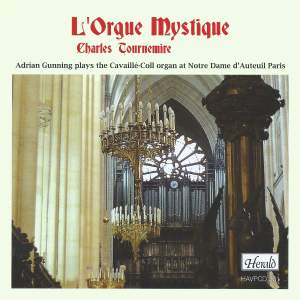 Tournemire: L'Orgue Mystique: excerpts Product Image