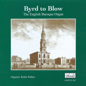 Byrd to Blow: The English Baroque Organ Product Image