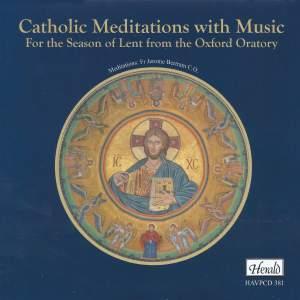 Catholic Meditations with Music Product Image