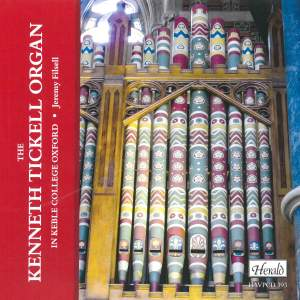 The Kenneth Tickell Organ In Keble College Oxford