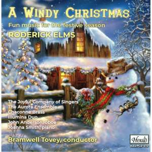 A Windy Christmas: Fun Music For the Festive Season Product Image