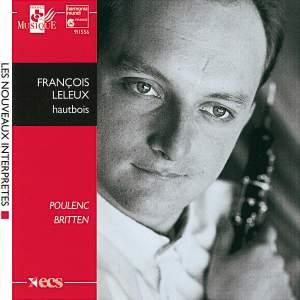 Poulenc: Oboe Sonata, Op. 185, etc.