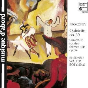 Works by Prokofiev