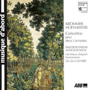 Krommer & Hoffmeister: Clarinet Concertos