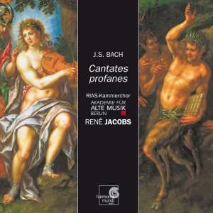 Bach - Cantatas Profanes