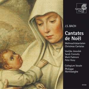 J S Bach - Christmas Cantatas