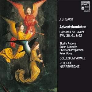 J S Bach - Advent Cantatas