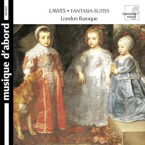 Lawes: Fantasia-Suites for Two Violins, Bass Viol & Organ