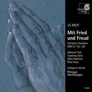 J S Bach: Mit Fried und Freud ('In peace and joy' )