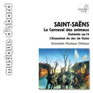 Saint-Saëns: Instrumental Works