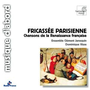 Fricassée parisienne (Chansons de la Renaissance française) Product Image