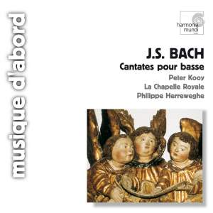J S Bach: Bass Cantatas
