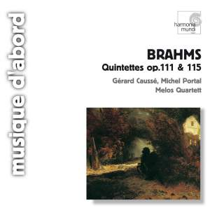 Brahms: String Quintet & Clarinet Quintet