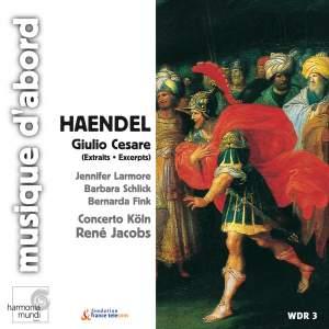 Handel: Giulio Cesare in Egitto (highlights)